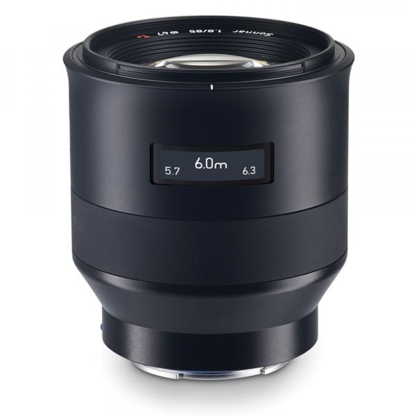 Zeiss Batis FE 85mm f/1.8 AF , montura Sony E Full Frame 3