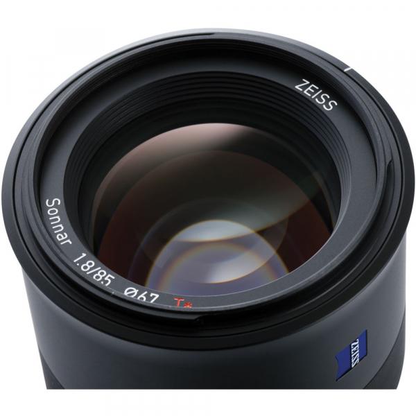 Zeiss Batis FE 85mm f/1.8 AF , montura Sony E Full Frame 1