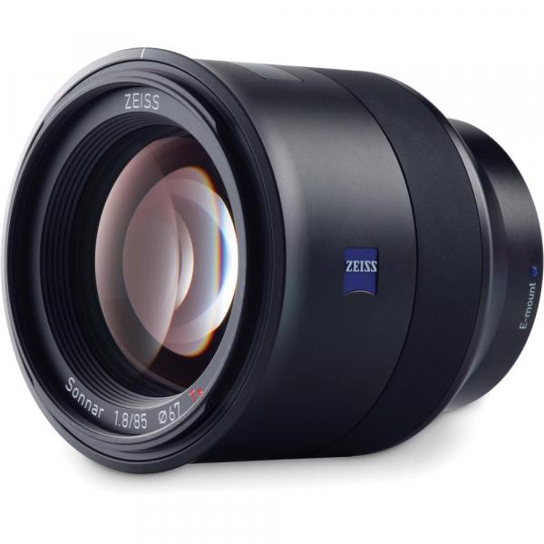 Zeiss Batis FE 85mm f/1.8 AF , montura Sony E Full Frame 5