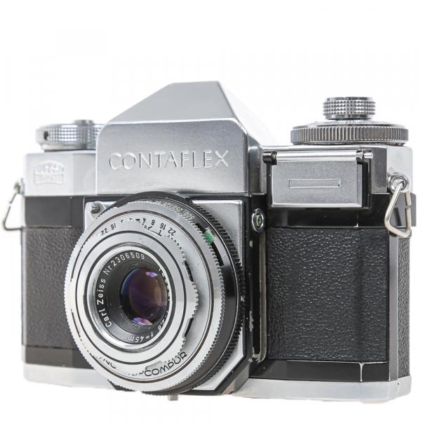 Zeiss Ikon Contaflex II 0