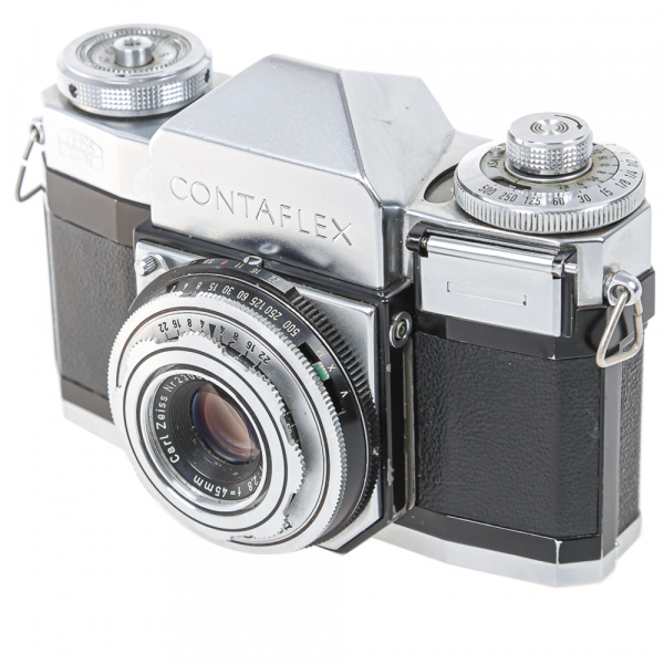 Zeiss Ikon Contaflex II [5]