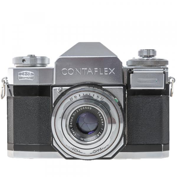 Zeiss Ikon Contaflex II [1]