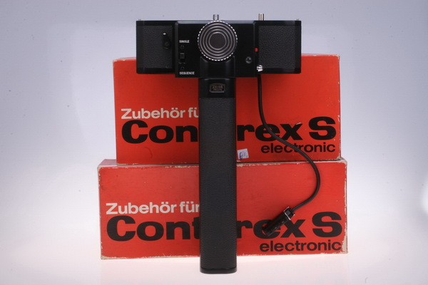Zeiss Ikon Contarex motor cu baterie (S.H.) [0]