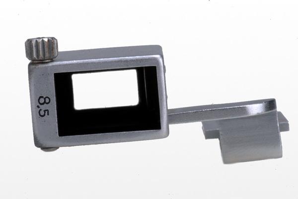 Zeiss Ikon vizor pentru Contax III (13.5 si 8.5cm) 1