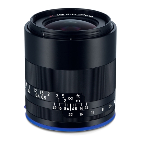 Zeiss Loxia 21mm f/2.8 Distagon T* - montura Sony E Full Frame 4