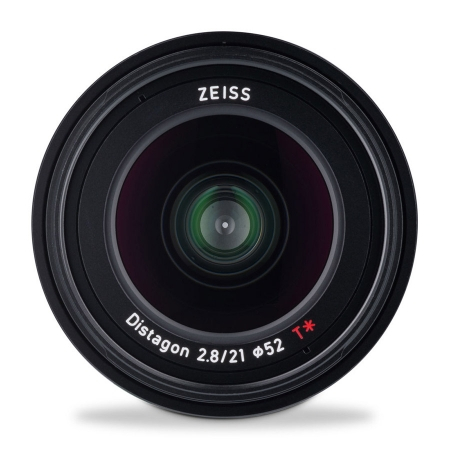 Zeiss Loxia 21mm f/2.8 Distagon T* - montura Sony E Full Frame 2