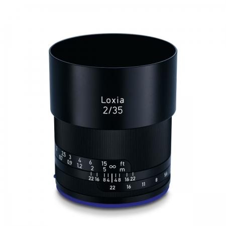Zeiss Loxia 35mm f/2.0 Biogon T* - montura Sony E Full Frame [1]