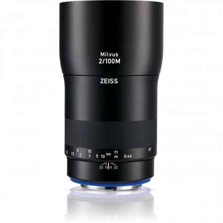 Zeiss Milvus 100mm f/2.0 Makro ZE - pentru Canon 0