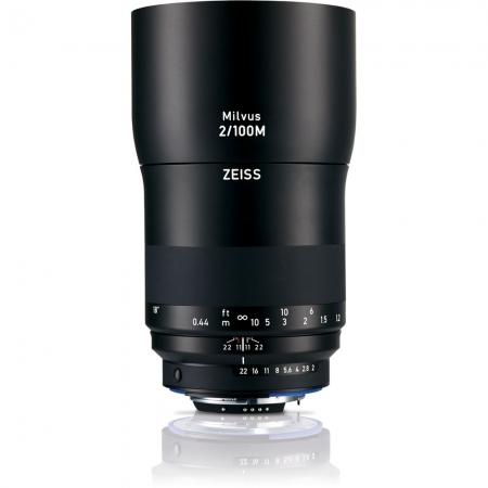 Zeiss Milvus 100mm f/2.0 Makro ZF.2 - pentru Nikon 0