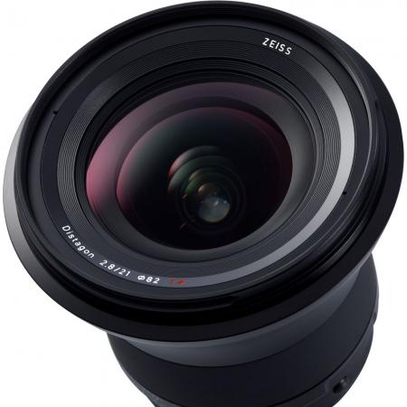 Zeiss Milvus 21mm f/2.8 ZE - pentru Canon 2