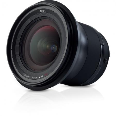Zeiss Milvus 21mm f/2.8 ZE - pentru Canon 1