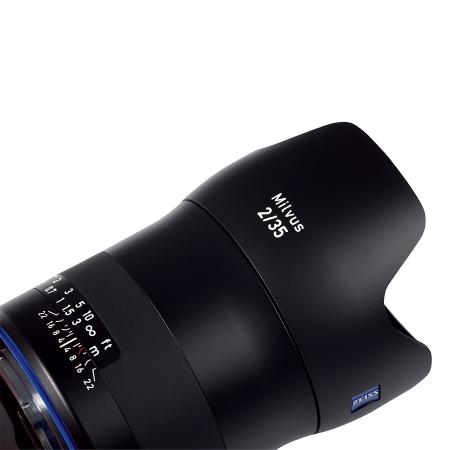Zeiss Milvus 35mm f/2.0 ZE - pentru Canon 1