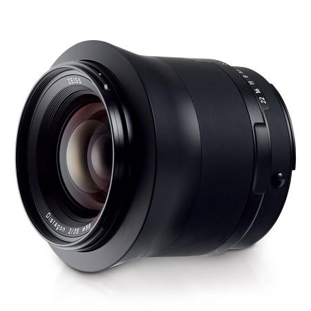 Zeiss Milvus 35mm f/2.0 ZF2 - pentru Nikon 2