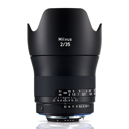 Zeiss Milvus 35mm f/2.0 ZF2 - pentru Nikon 0