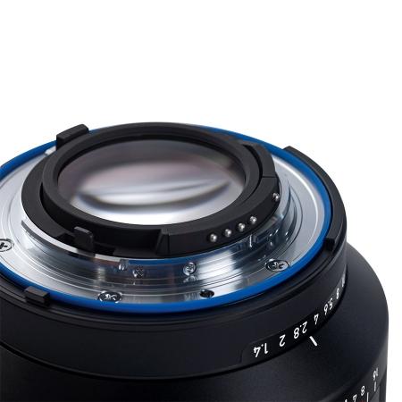 Zeiss Milvus 50mm f/1.4 ZF2 - pentru Nikon 3