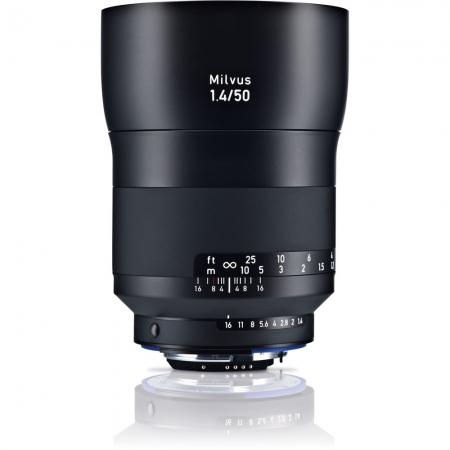 Zeiss Milvus 50mm f/2.0 Makro ZF2 - pentru Nikon 0