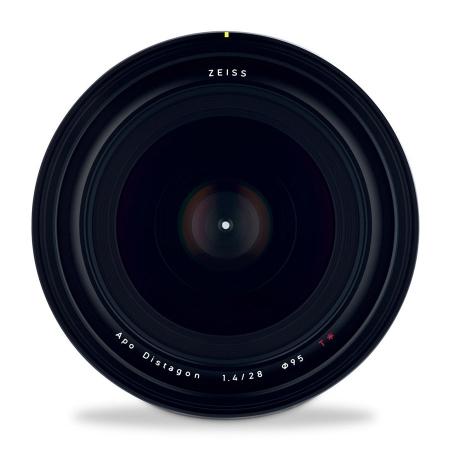 Zeiss Otus 28mm f/1.4 Apo Distagon T* ZE - montura Canon 4
