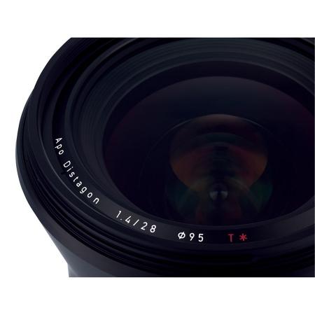 Zeiss Otus 28mm f/1.4 Apo Distagon T* ZE - montura Canon 5