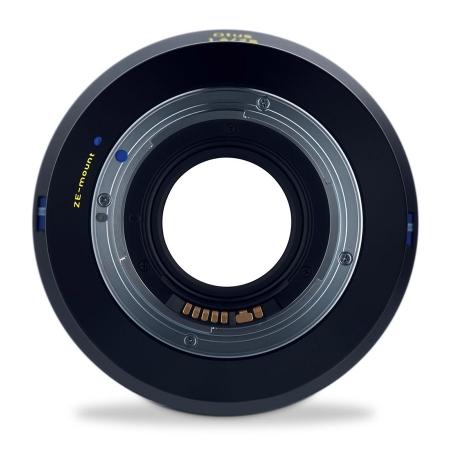 Zeiss Otus 28mm f/1.4 Apo Distagon T* ZE - montura Canon 7