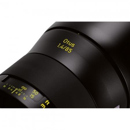 Zeiss Otus 85mm f/1.4 APO Planar T* ZF.2 - montura Nikon 4