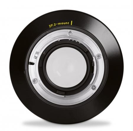 Zeiss Otus 85mm f/1.4 APO Planar T* ZF.2 - montura Nikon 5