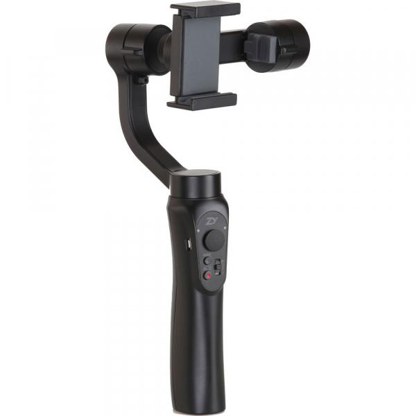 Zhiyun-Tech SMOOTH Q Gimbal pentru smartphone - negru 0