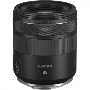Canon RF 85mm f/2 Macro IS STM - obiectiv Mirrorless1