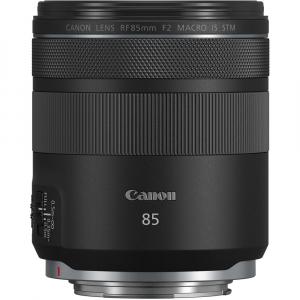 Canon RF 85mm f/2 Macro IS STM - obiectiv Mirrorless4