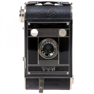 AGFA Billy-Clack 4,5x6cm , aparat de colectie0