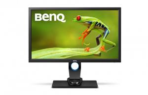"""BenQ SW2700PT -Monitor Pro Foto LED IPS 27"""", QHD, calibrare culoare Adobe RGB3"""