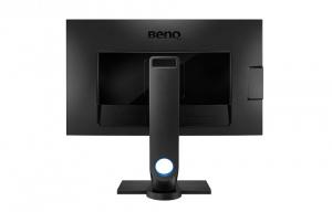 """BenQ SW2700PT -Monitor Pro Foto LED IPS 27"""", QHD, calibrare culoare Adobe RGB8"""