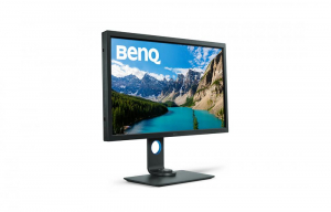 "BenQ SW320 -Monitor Pro Foto LED IPS 31,5"", UHD 4K, calibrare culoare Adobe RGB3"