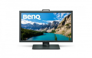 "BenQ SW320 -Monitor Pro Foto LED IPS 31,5"", UHD 4K, calibrare culoare Adobe RGB1"