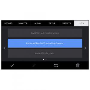 Blackmagic Design Pocket Cinema Camera 4K4