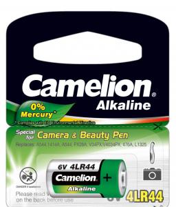 Camelion 4LR44 - baterie 6V0