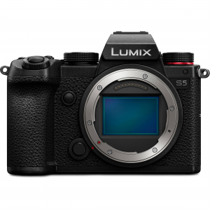 Camera foto mirrorless PANASONIC LUMIX S DC-S5K Kit cu Lumix S 20-60mm f/3.5-5.64