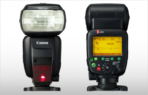 Canon 600EX-RT - blitz E-TTL cu transceiver radio integrat (Inchiriere)0