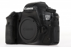 Canon 6D body - (Second Hand)1