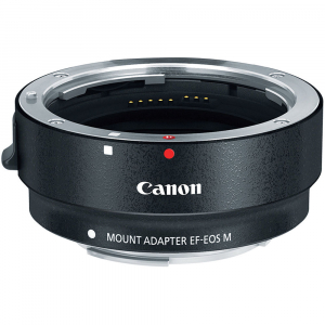 Canon adaptor EF-M - EF / EF-S1