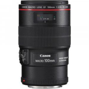 Canon EF 100mm f/2.8 L Macro IS USM4