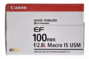 Canon EF 100mm f/2.8 L USM Macro IS (Inchiriere)1