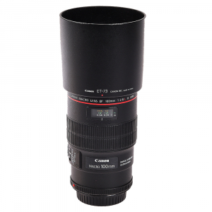 Canon EF 100mm f/2.8L Macro IS USM - (S.H.)0