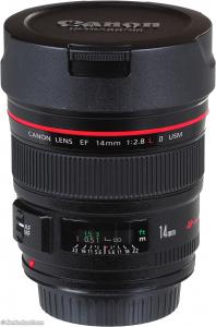 Canon EF 14mm f/2.8 L II USM (inchiriere)0