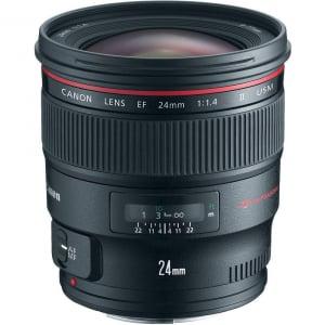 Canon EF 24mm f/1.4 L USM II0
