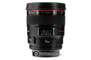 Canon EF 24mm f/1.4 L USM II (inchiriere)0