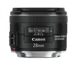 Canon EF 28mm f/2.8 IS USM (Inchiriere)0