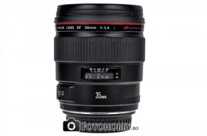 Canon EF 35mm f/1.4 L USM (inchiriere) [0]