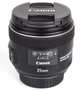 Canon EF 35mm f/2 IS USM3