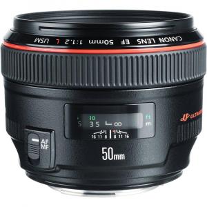 Canon EF 50mm f/1.2 L USM [1]