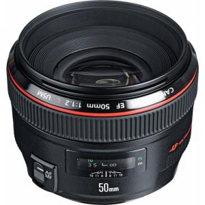Canon EF 50mm f/1.2 L USM [0]